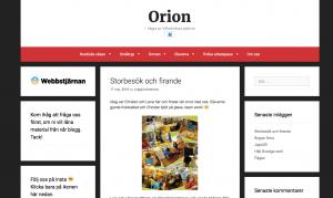 Valgsjo-Orion
