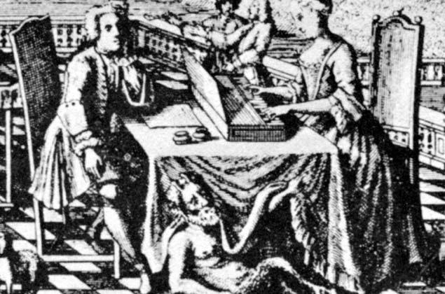 Anna Magdalena Bach Bildkälla: Wikimedia Commons