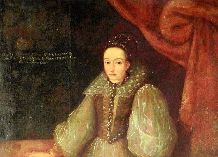 Elizabeth Báthory. Bildkälla: Wikimedia Commons